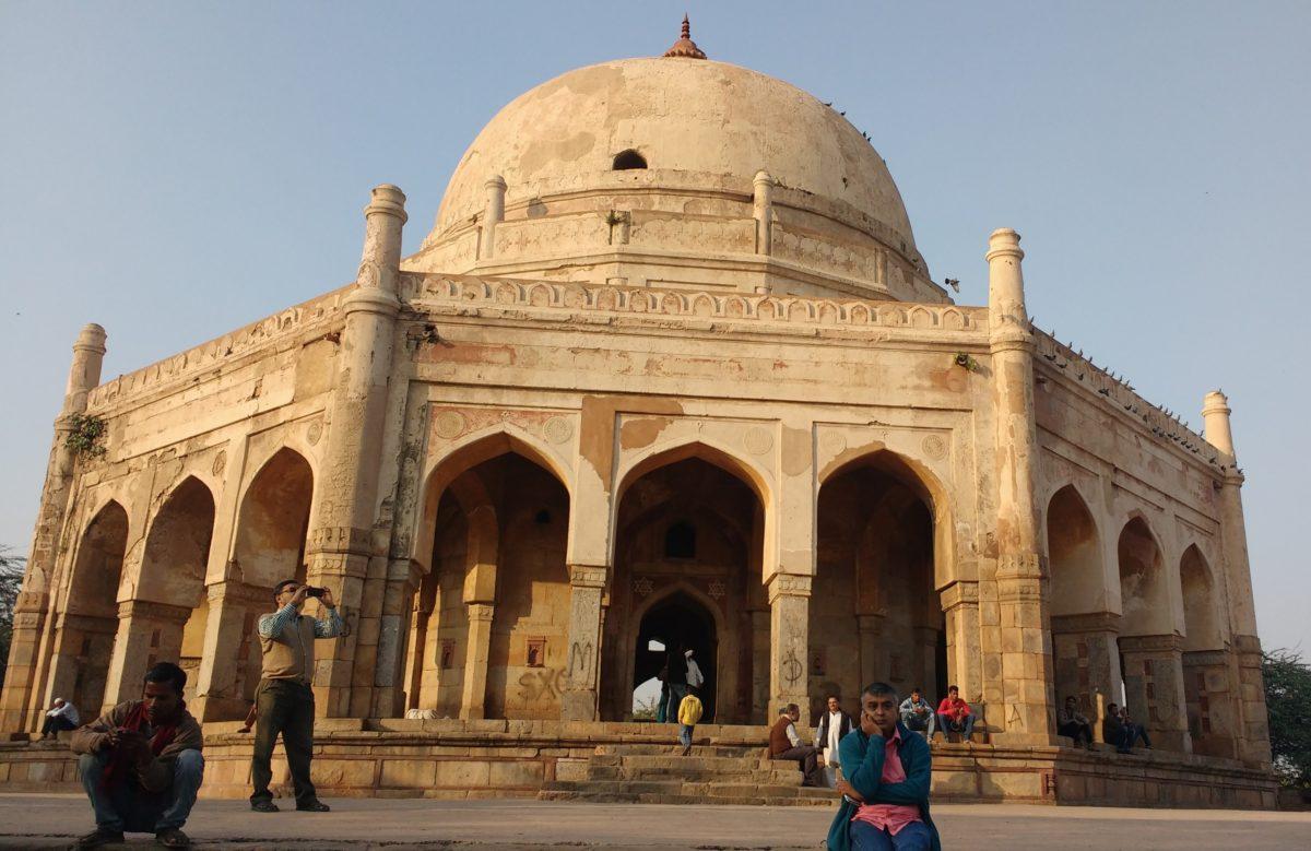 Bhul Bhuliyan – A tomb of Akbar's Foster Brother