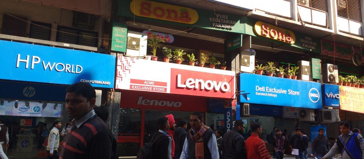 Nehru Place – The IT Hub of Delhi