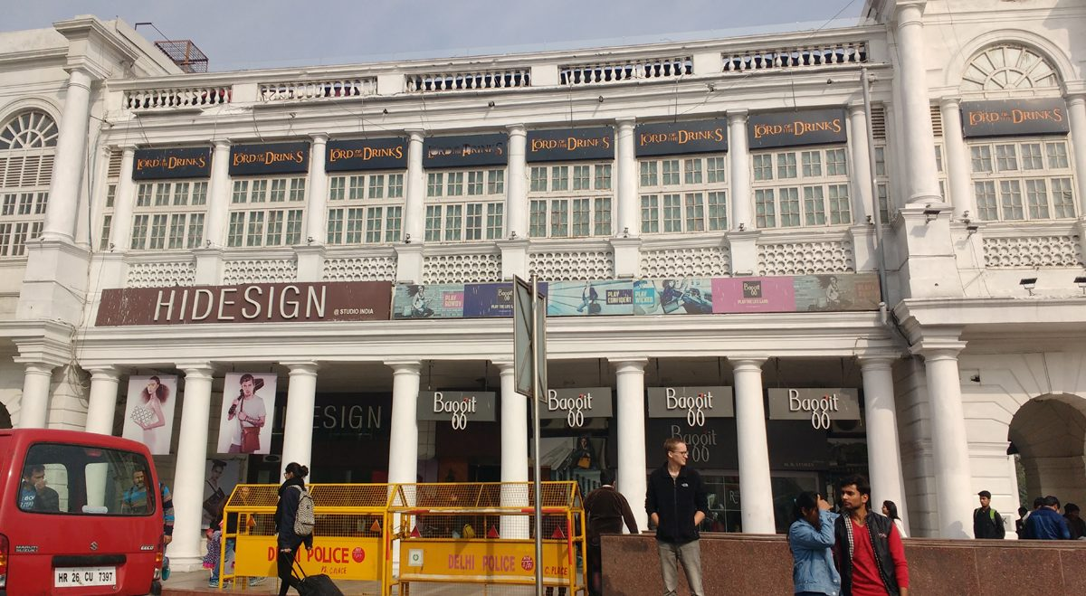Connaught Place – The shopping paradise for the rich and wealthy