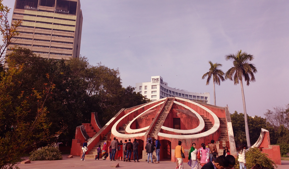 An enigma called Jantar Mantar
